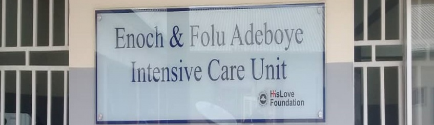 Pastor Adeboye Commissions 3-Bed ICU: Another RCCG CSR Project